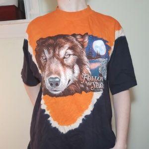 """Follow the Spirit"" Tie Dye T-Shirt"